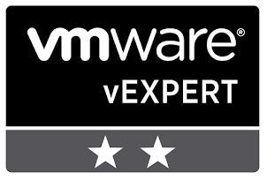vExpert Stars