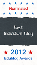 2012 Edublog Nominee
