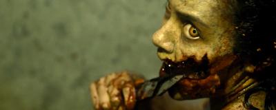 EVIL DEAD Remake Mutilation Scene