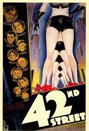 Watch 42nd Street Online Free 1933 Putlocker