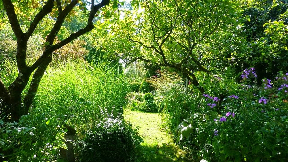 Le jardin de brigitte alsace septembre 2014 - Les jardins d alsace ...