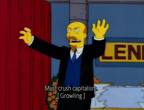 Capitalismo ¿el único sistema económico factible?