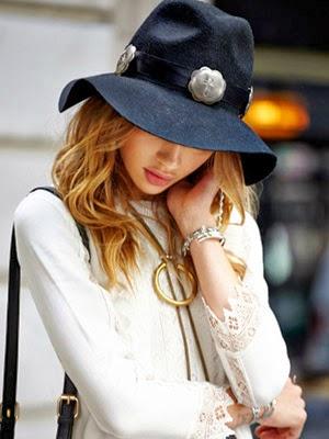 cortes de pelo 2014-sombreros decorados