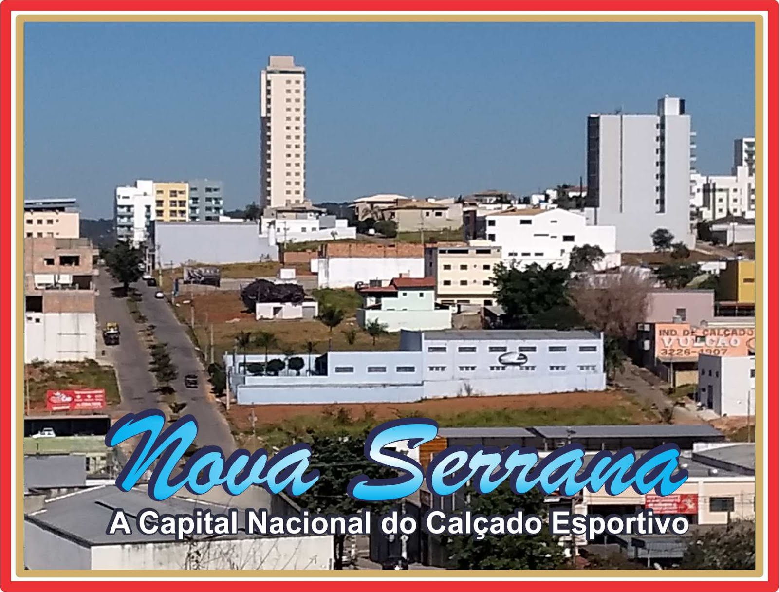 Nova Serrana - Fausto Pinto da Fonseca