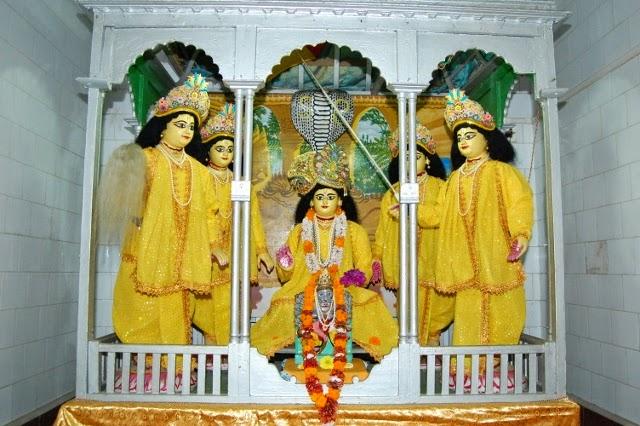 Mayapur - Shri Srivasa Angan