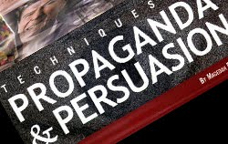 Techniques of Propaganda and Persuasion (eBook)