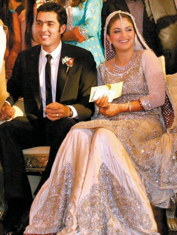 Wedding Pictures Of Pakistani Celebrities | Reviewit.pk