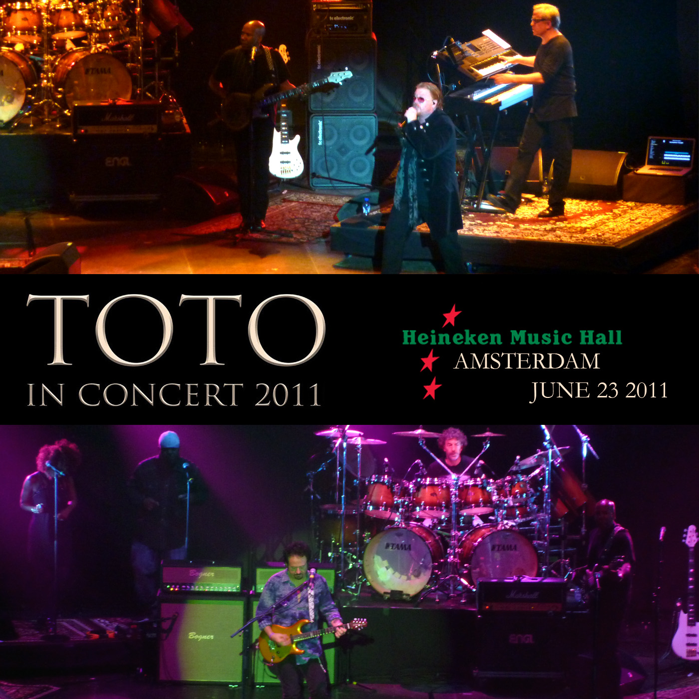 Bootleg : Toto - Live at