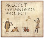 Project Gutenberg Project button