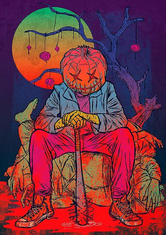 Jack Halloween de Ricardo Reis