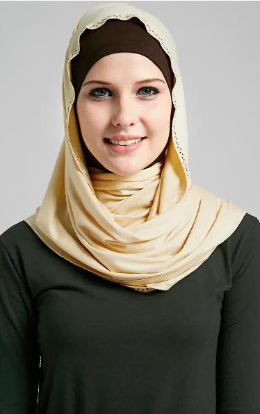 Contoh Hijab Modern Terbaru 2015