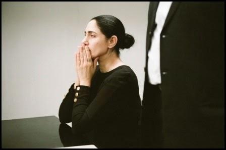 Ronit Elkabetz en Gett: el divorcio de Viviane Amsalem (Ronit Elkabetz y Shlomi Elkabetz, 2014)