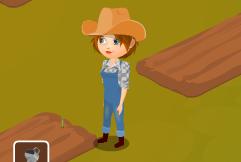 Game trang trại nuôi thỏ, chơi game trang trại cực hay