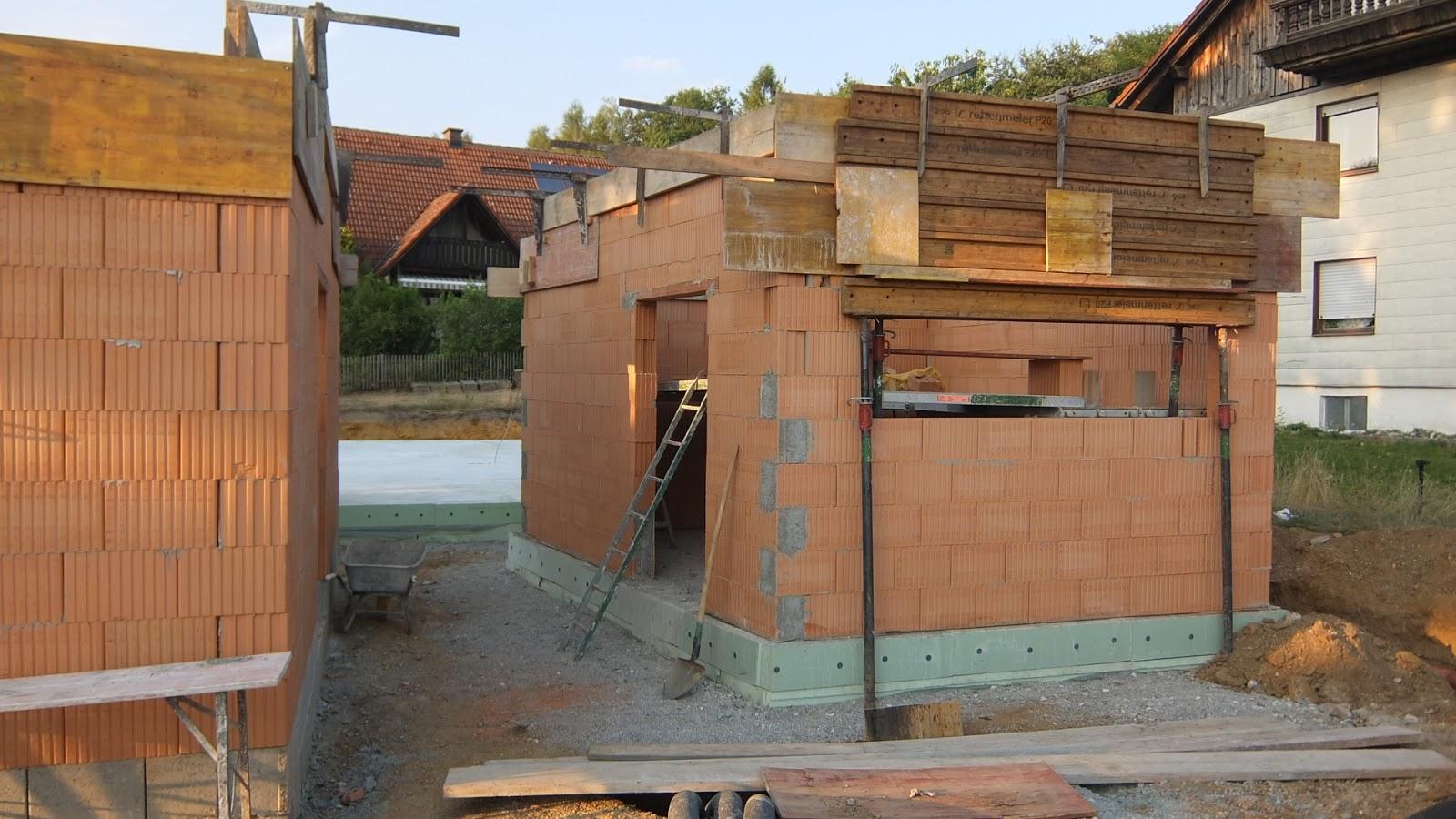 aua 39 s baublog ringanker garage und werkstatt sind fertig. Black Bedroom Furniture Sets. Home Design Ideas