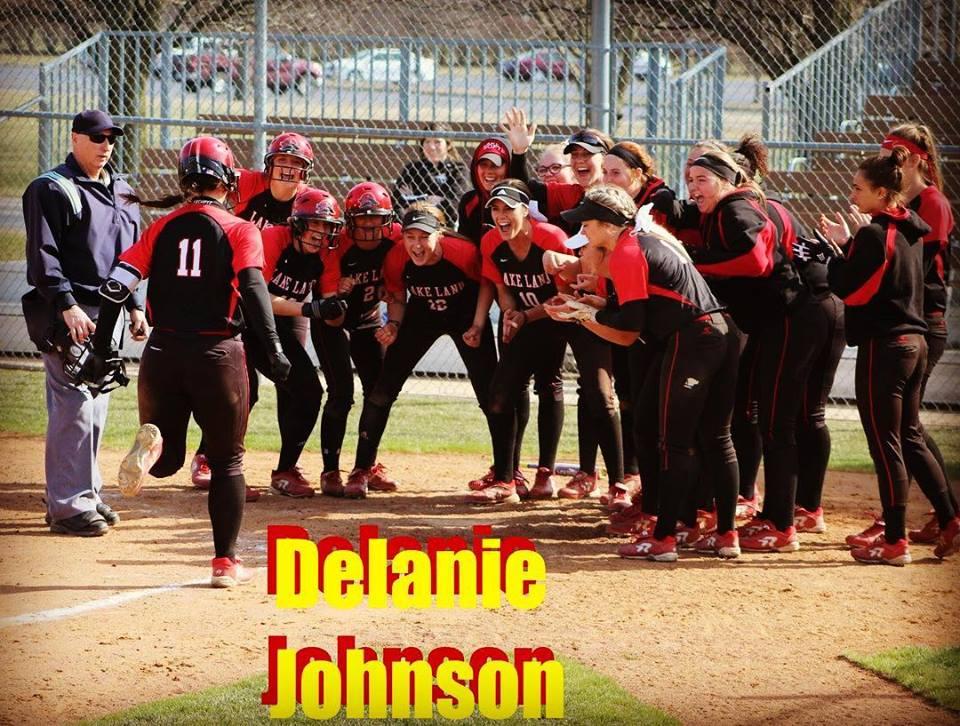Delanie Johnson