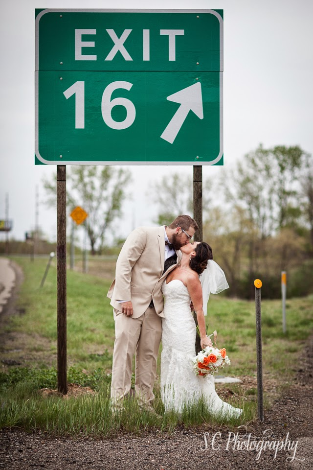 Exit 16 bridgman michigan wedding photo picture