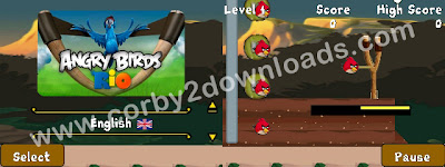 angry birds 320x240 java game full touch screen