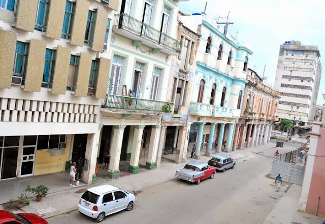 Calle Refugio Casa Castellon Habana