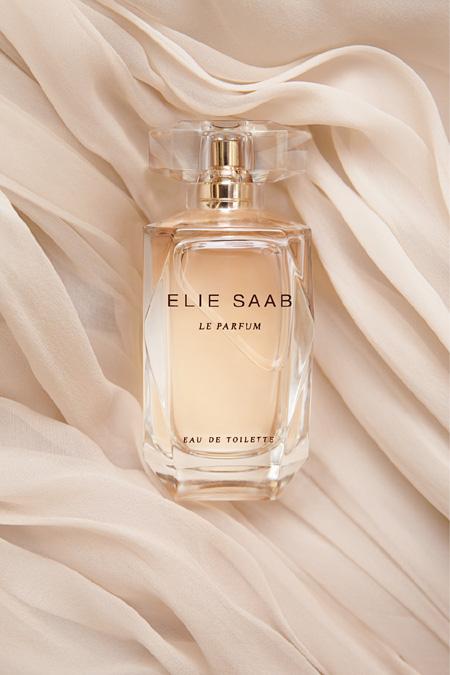 elie saab launches new perfume le parfum eau de. Black Bedroom Furniture Sets. Home Design Ideas