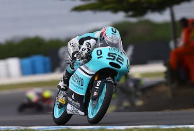 Hasil Lengkap Kualifikasi Moto3 Philip Island, Australia 2015
