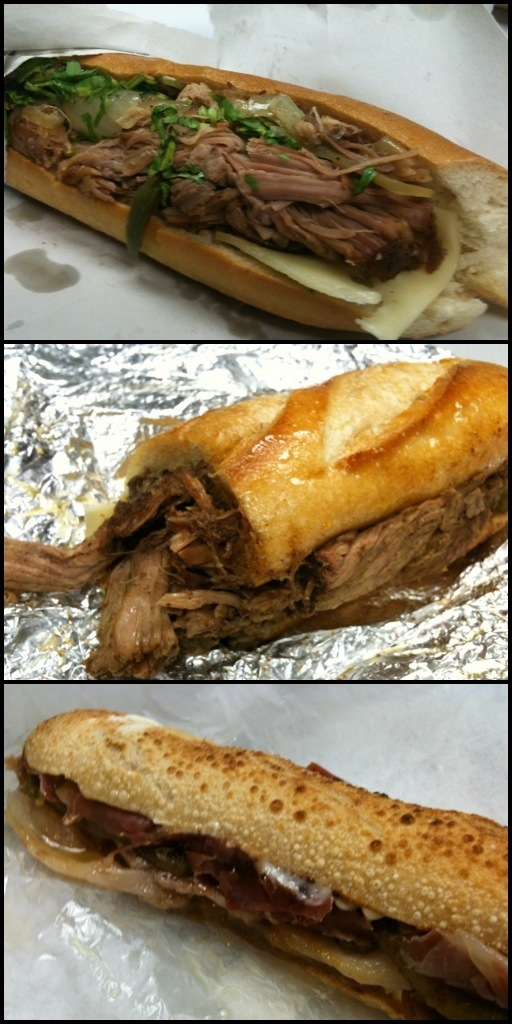 Cook In / Dine Out: D.C. Food Truck Pork Sandwiches