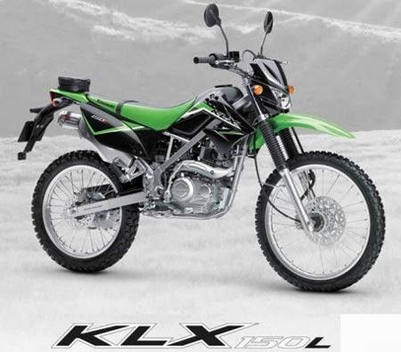 Spesifikasi Harga Kawasaki KLX 150 L