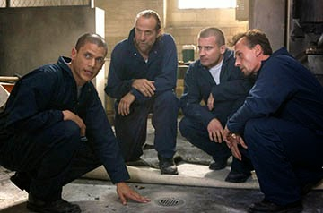 The Roges and Prison Break