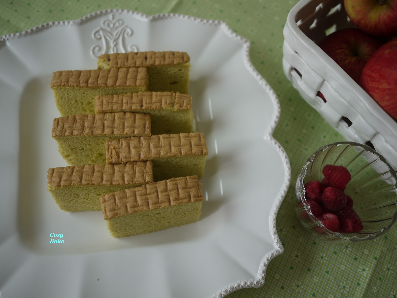 Fruit Medley Cake