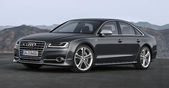 Audi A8 ligero