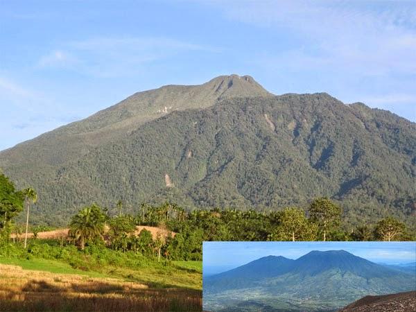 Pesona 13 Telaga di Gunung Talamau Pasaman