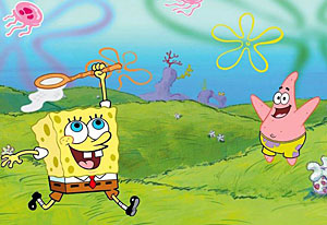 sinopse bob esponja é uma esponja do mar quadrada e amarela que vive