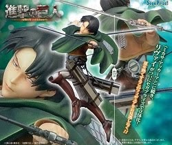 Attack On Titan Pm Figure Levi Ackerman