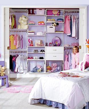 Closets para ni os dise os de closets para ni os for Disenos de closet para dormitorios pequenos