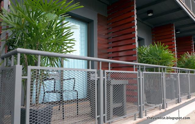 Quayside Hotel, Melaka,