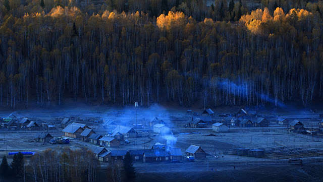 HEMU VILLAGE - China