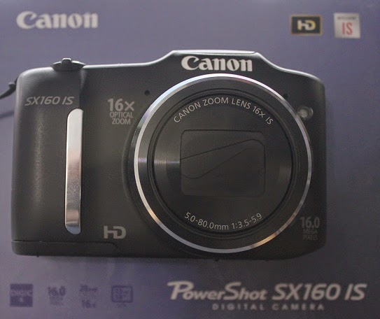 jual kamera prosumer bekas canon