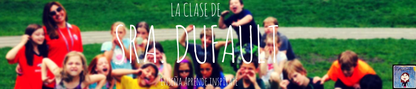 La Clase de Sra. DuFault