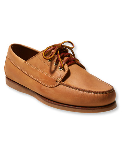 L.L Bean Jackman Blucher Moccasin Tan Colorway on Sale preppy