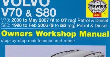 volvo s70 repair manual pdf car owners manual pdf rh carownersmanualpdf blogspot com  volvo s70 2000 repair manual