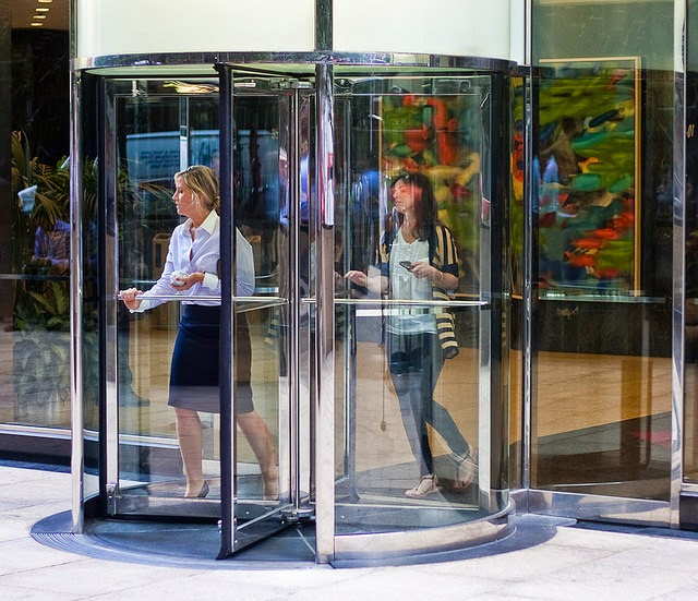Revolving Doors – Controlling Your Entrance