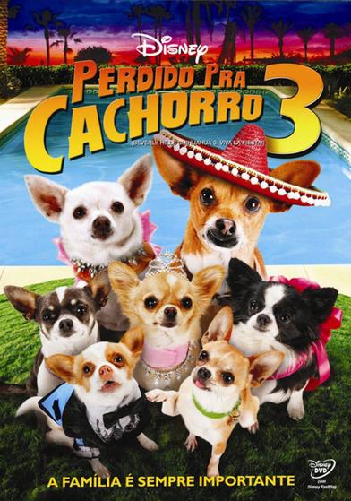 Filme Perdido Pra Cachorro 3 Dublado AVI DVDRip