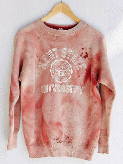 Urban Outfitters' Kent State swatshirt