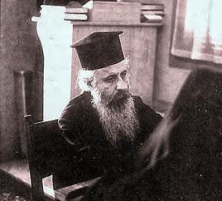 γέροντας Επιφάνιος Θεοδωρόπουλος