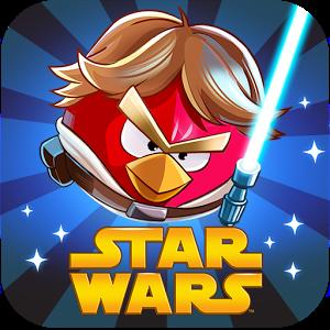 Logo Angry Birds Star Wars | ApKLoVeRz