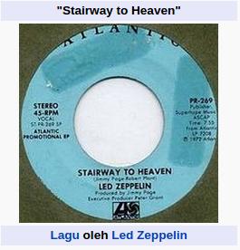 cara melodi gitar stairway to heaven