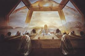 Dali's Last Supper
