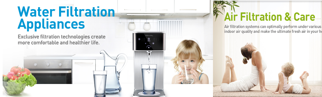 PENAPIS AIR COWAY : COWAY WATER FILTER PURIFIER