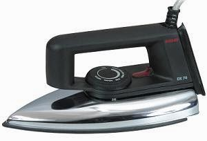 Loot Deal:  Singer DX 74 Dry Iron (1000 Watt) worth Rs.625 for Rs.239 Only with Free Shipping at Pepperfry (1 Year Warranty)