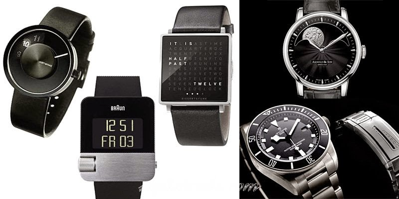 Spring Summer 2014 Men's Watches Fashion Trends