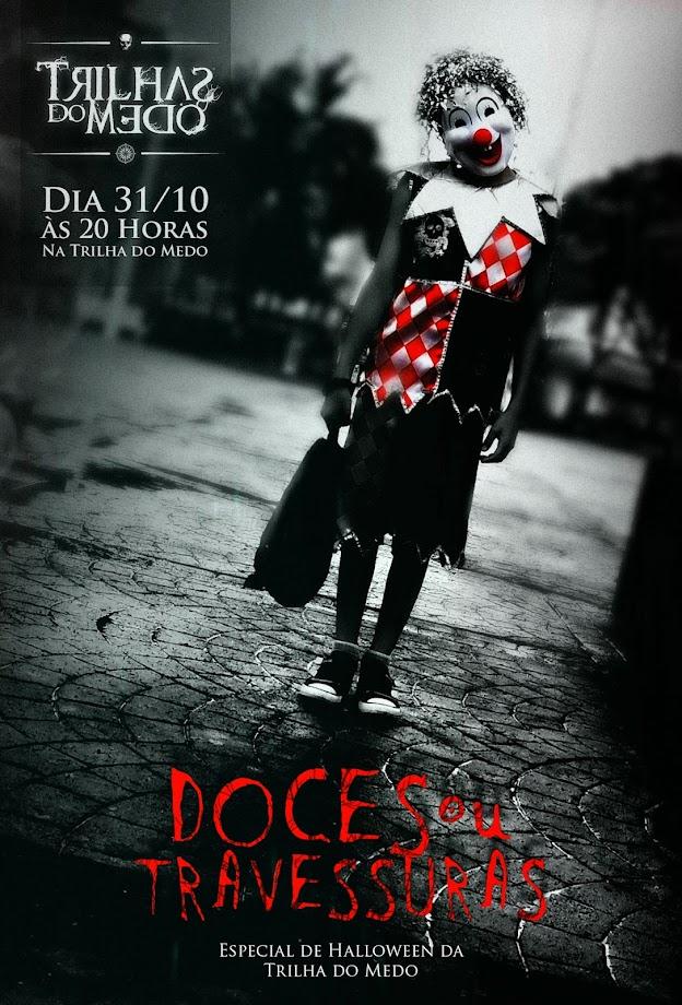EP2 Doces ou Travessuras - A desilusão de um ingênuo menino brasileiro em busca por doces de Halloween pela vizinhança